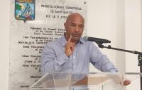 Daniel Gibbs dénonce une nouvelle fois les règles imposées par l'Etat