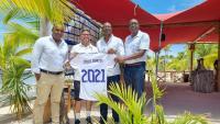 La ligue de Football de Saint-Martin partenaire de la fondation du Real Madrid